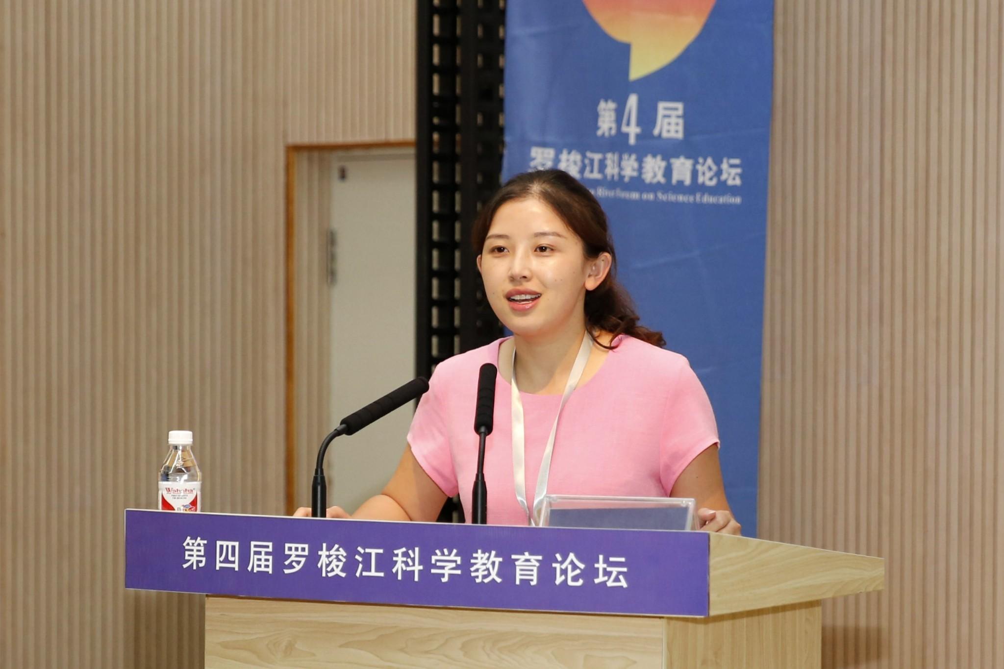 【案例分享】西南林业大学云南生物多样性研究院   陈远书:云南青少年生物多样性保护意识教育活动案例分享