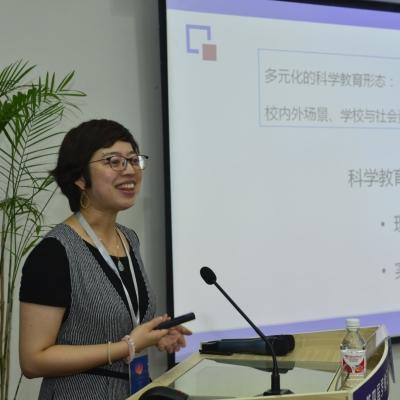 【专题报告】北京师范大学  严晓梅:科学素养培养视域下的非正式科学教育发展
